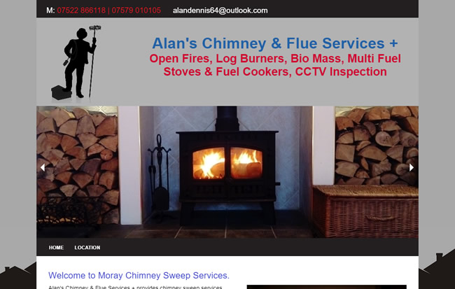 Moray Chimney Sweep