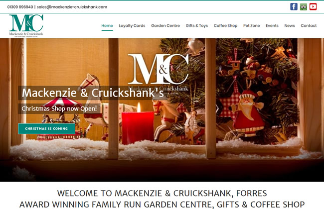 Mackenzie & Cruickshank ~ Recently Live