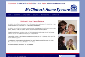 McClintock Home Eyecare