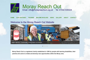 Moray Reach Out