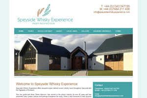 Speyside Whisky Experience
